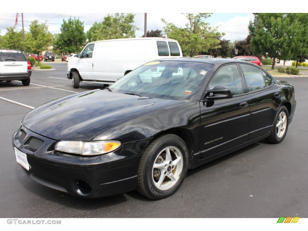 2003 black pontiac grand prix gt sedan 65916278. Black Bedroom Furniture Sets. Home Design Ideas