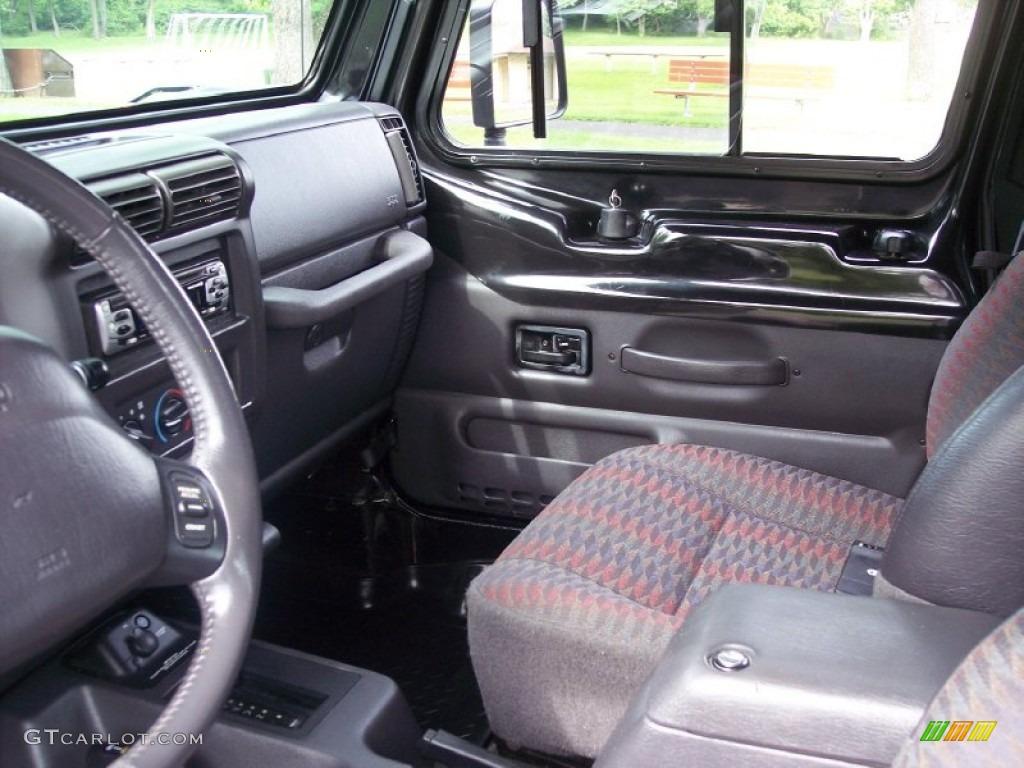2000 Jeep Wrangler Sport 4x4 Interior Photo 65948981