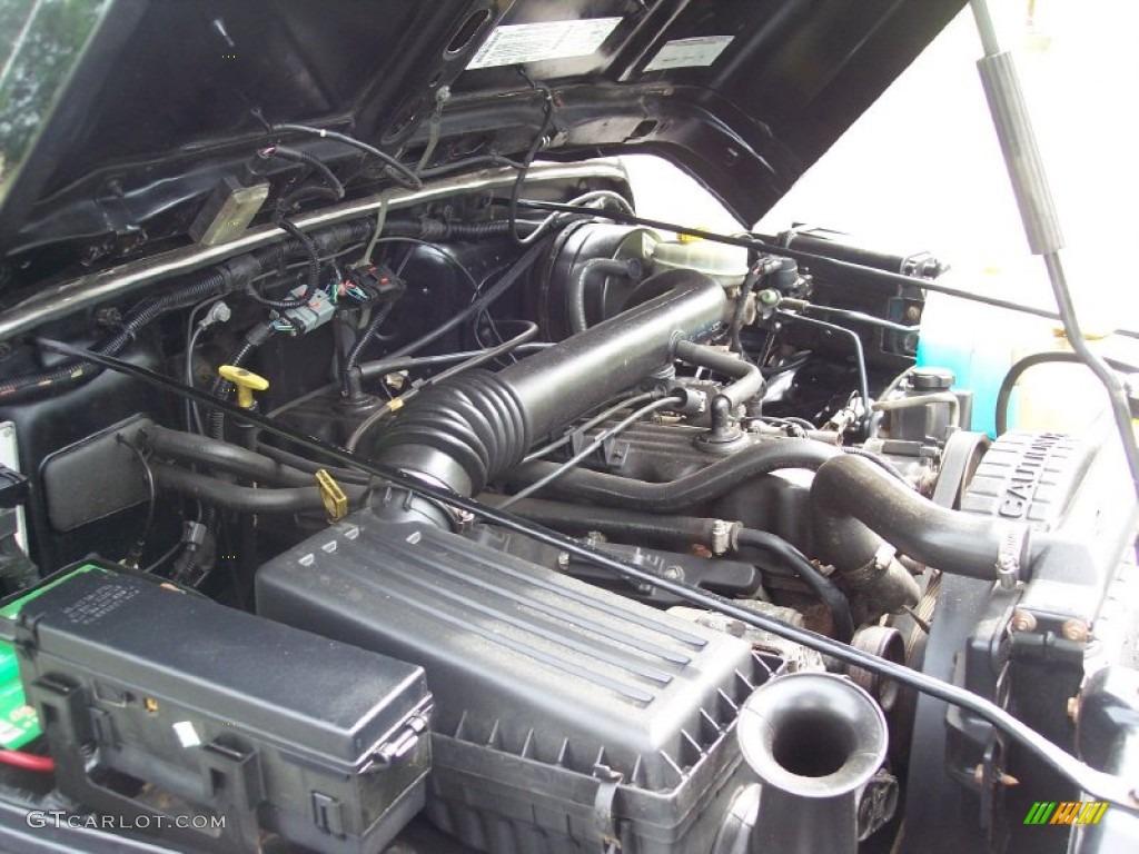 6 cylinder engine schematics 4 0 6 cylinder engine schematics 2000 jeep wrangler sport 4x4 4.0 liter ohv 12-valve inline ... #4