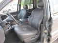 Dark Slate Gray Front Seat Photo for 2002 Jeep Grand Cherokee #65955302