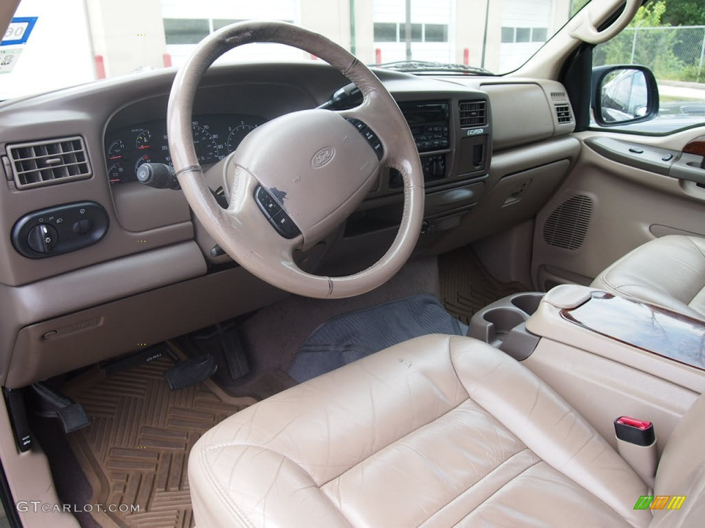 2000 Ford Excursion Limited Interior Photo 65955773