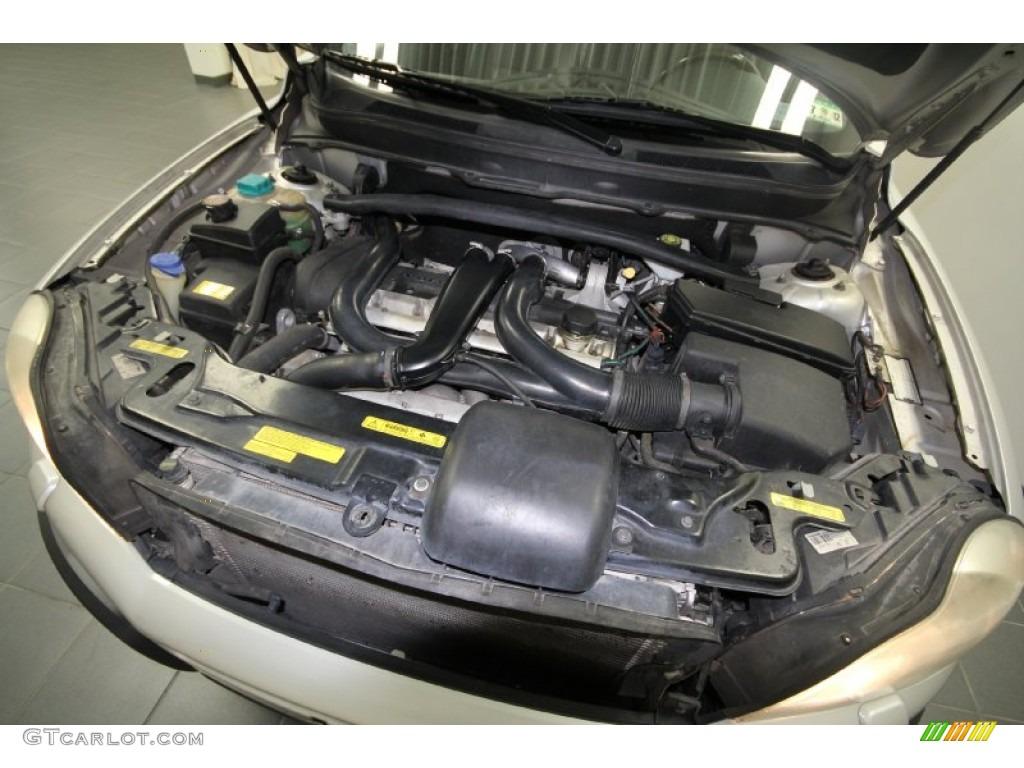 2003 volvo xc90 engine