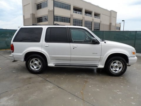 2000 Ford Explorer Limited Data, Info and Specs