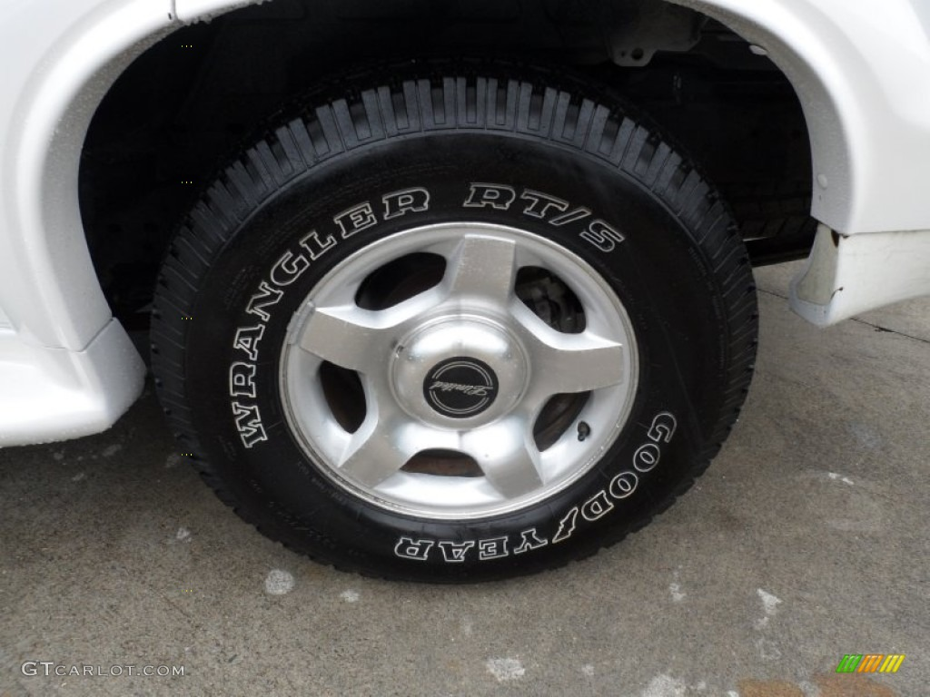 2000 Ford Explorer Limited Wheel Photos