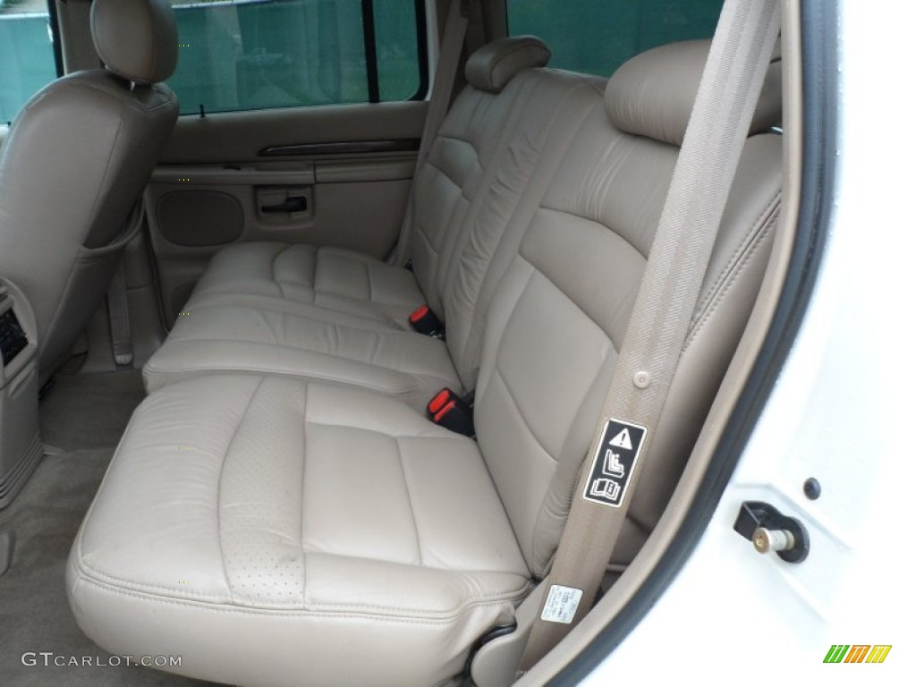 2000 Ford Explorer Limited Interior Color Photos