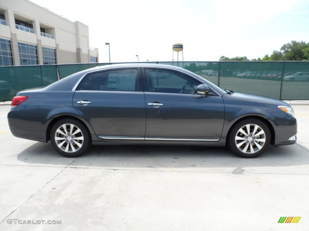Magnetic Gray Metallic 2012 Toyota Avalon Limited Exterior