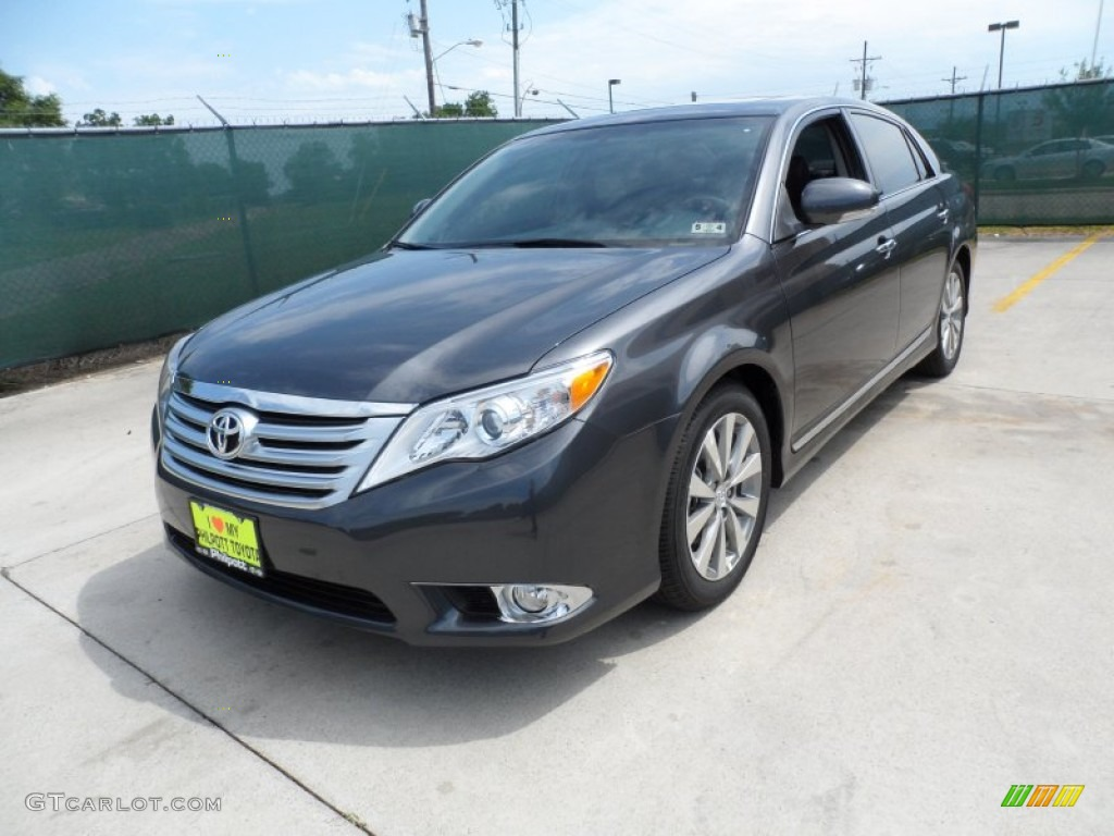 magnetic gray metallic 2012 toyota avalon limited exterior photo 65962352. Black Bedroom Furniture Sets. Home Design Ideas