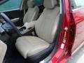 Front Seat of 2012 Azera