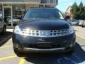 2006 Super Black Nissan Murano SE AWD  photo #2