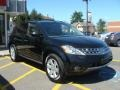 2006 Super Black Nissan Murano SE AWD  photo #3