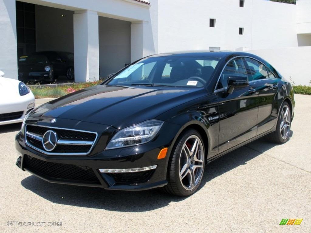 2012 Black Mercedes-Benz CLS 63 AMG #65970420 | GTCarLot ...