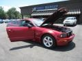 2007 Redfire Metallic Ford Mustang GT Premium Coupe  photo #20