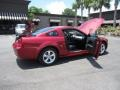 2007 Redfire Metallic Ford Mustang GT Premium Coupe  photo #22