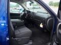 2012 Blue Topaz Metallic Chevrolet Silverado 1500 LT Crew Cab 4x4  photo #22
