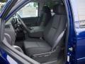 2012 Blue Topaz Metallic Chevrolet Silverado 1500 LT Crew Cab 4x4  photo #23