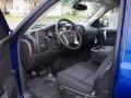 2012 Blue Topaz Metallic Chevrolet Silverado 1500 LT Crew Cab 4x4  photo #24
