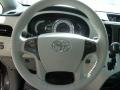 2012 Predawn Gray Mica Toyota Sienna SE  photo #17