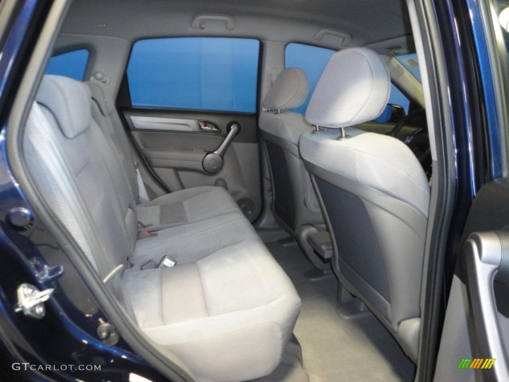 2008 CR-V LX 4WD - Royal Blue Pearl / Gray photo #19