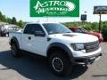 Oxford White 2010 Ford F150 SVT Raptor SuperCab 4x4