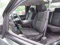 Ebony Interior Photo for 2011 Chevrolet Silverado 1500 #66012726