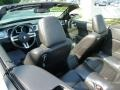 2007 Satin Silver Metallic Ford Mustang V6 Premium Convertible  photo #16