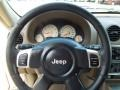 Taupe Steering Wheel Photo for 2002 Jeep Liberty #66020406