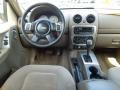 Taupe Dashboard Photo for 2002 Jeep Liberty #66020448