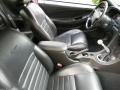 2002 Ford Mustang Black Roush Sport Leather Interior Interior Photo