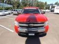 2009 Victory Red Chevrolet Silverado 1500 LT Crew Cab  photo #8