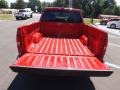 2009 Victory Red Chevrolet Silverado 1500 LT Crew Cab  photo #19