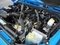 2011 Cosmos Blue Jeep Wrangler Rubicon 4x4  photo #30