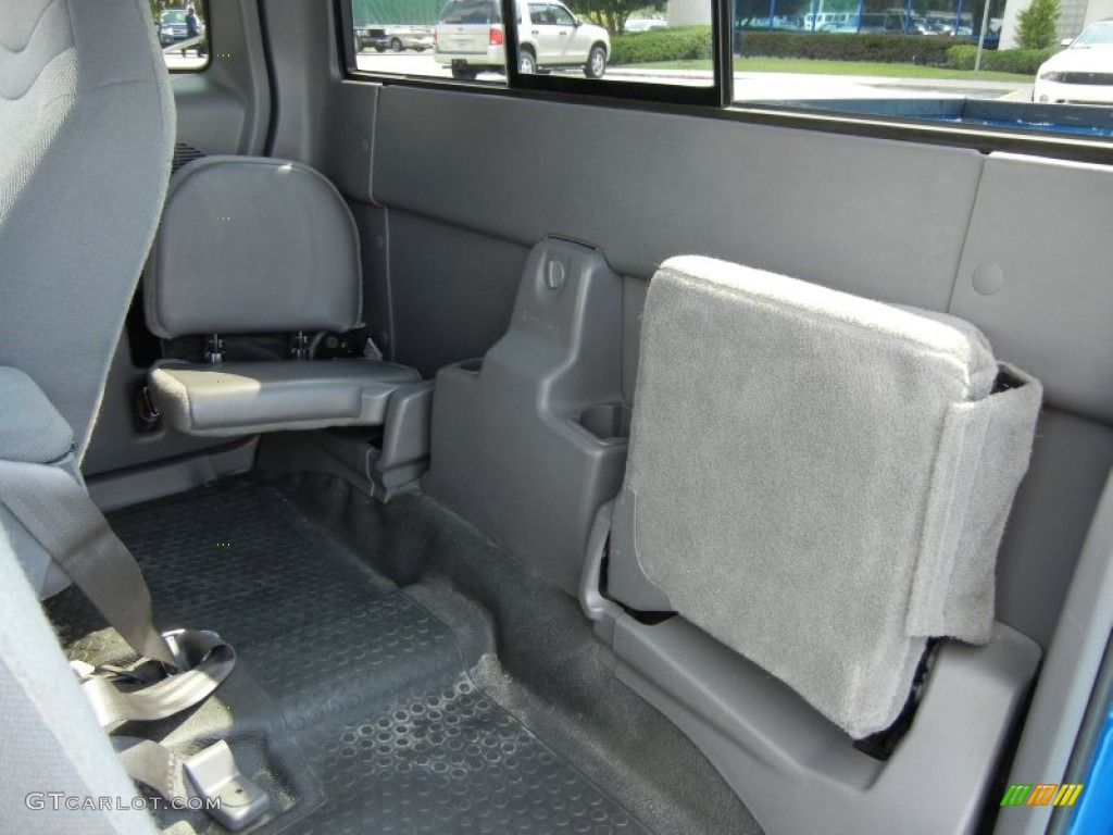 2002 ford ranger edge supercab rear seat photo 66036030. Black Bedroom Furniture Sets. Home Design Ideas