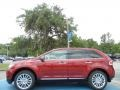 RR - Ruby Red Tinted Tri-Coat Lincoln MKX (2013)