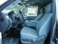 2012 Sterling Grey Metallic Ford F250 Super Duty XLT SuperCab 4x4  photo #5