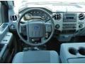 2012 Sterling Grey Metallic Ford F250 Super Duty XLT SuperCab 4x4  photo #7