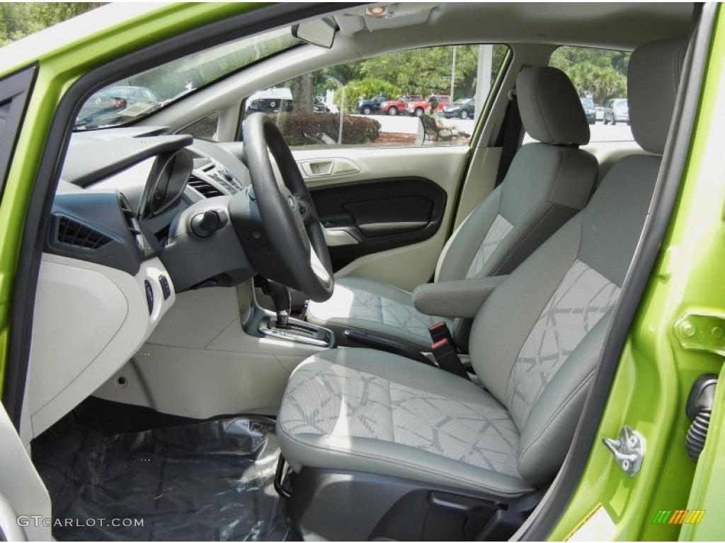 2012 Ford Fiesta Se Hatchback Interior Photo 66038273