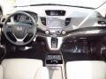 Beige Dashboard Photo for 2012 Honda CR-V #66038390
