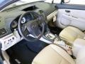 2012 Subaru Impreza Ivory Interior Prime Interior Photo