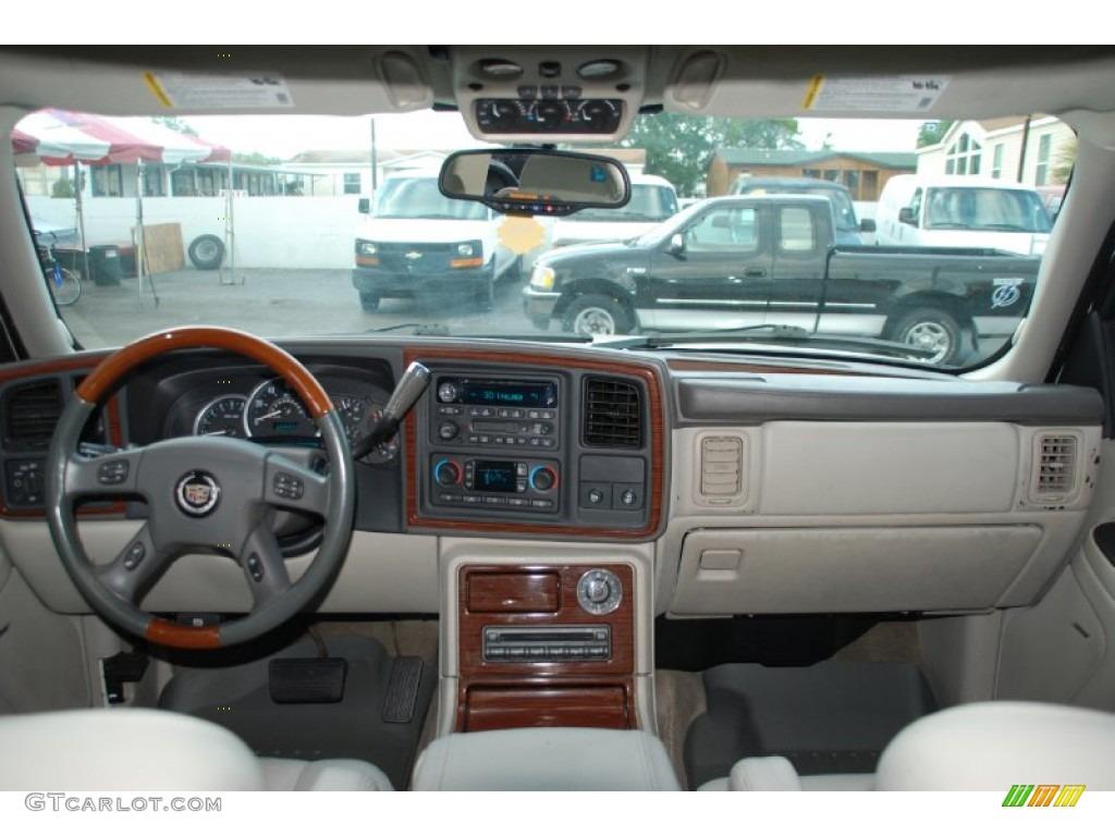 2004 White Diamond Cadillac Escalade 66043602 Photo 5 Car Color Galleries