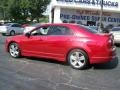 2011 Red Candy Metallic Ford Fusion Sport  photo #23