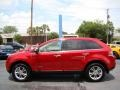 U6 - Red Candy Metallic Lincoln MKX (2010-2011)