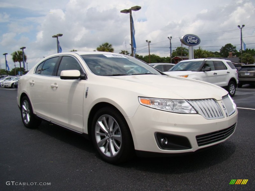 white chocolate tri coat 2009 lincoln mks sedan exterior photo 66058154. Black Bedroom Furniture Sets. Home Design Ideas