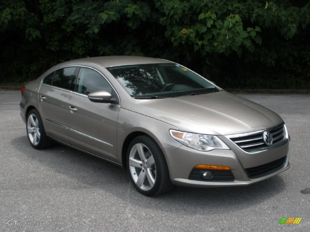 2012 Light Brown Metallic Volkswagen CC Lux #66043705 ...