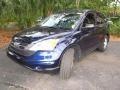 2011 Royal Blue Pearl Honda CR-V LX  photo #4