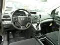2012 Crystal Black Pearl Honda CR-V LX 4WD  photo #12