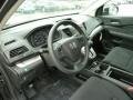 2012 Crystal Black Pearl Honda CR-V LX 4WD  photo #15