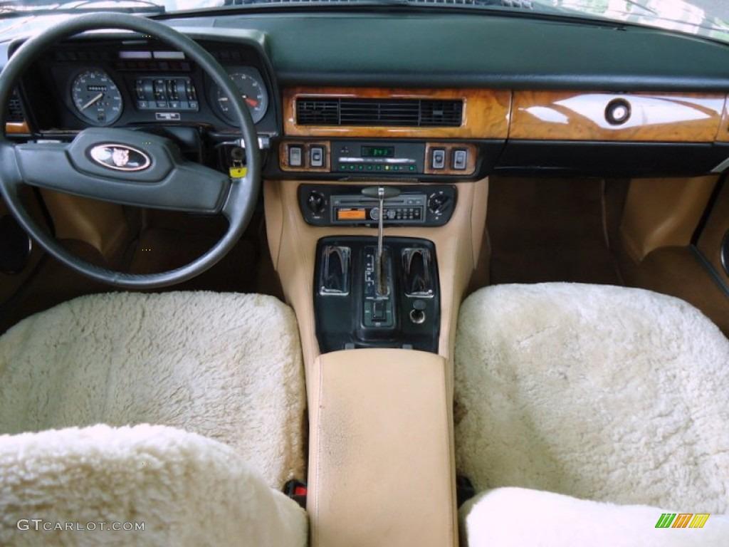 1986 Jaguar Xj Xjs Coupe Beige Dashboard Photo 66068942