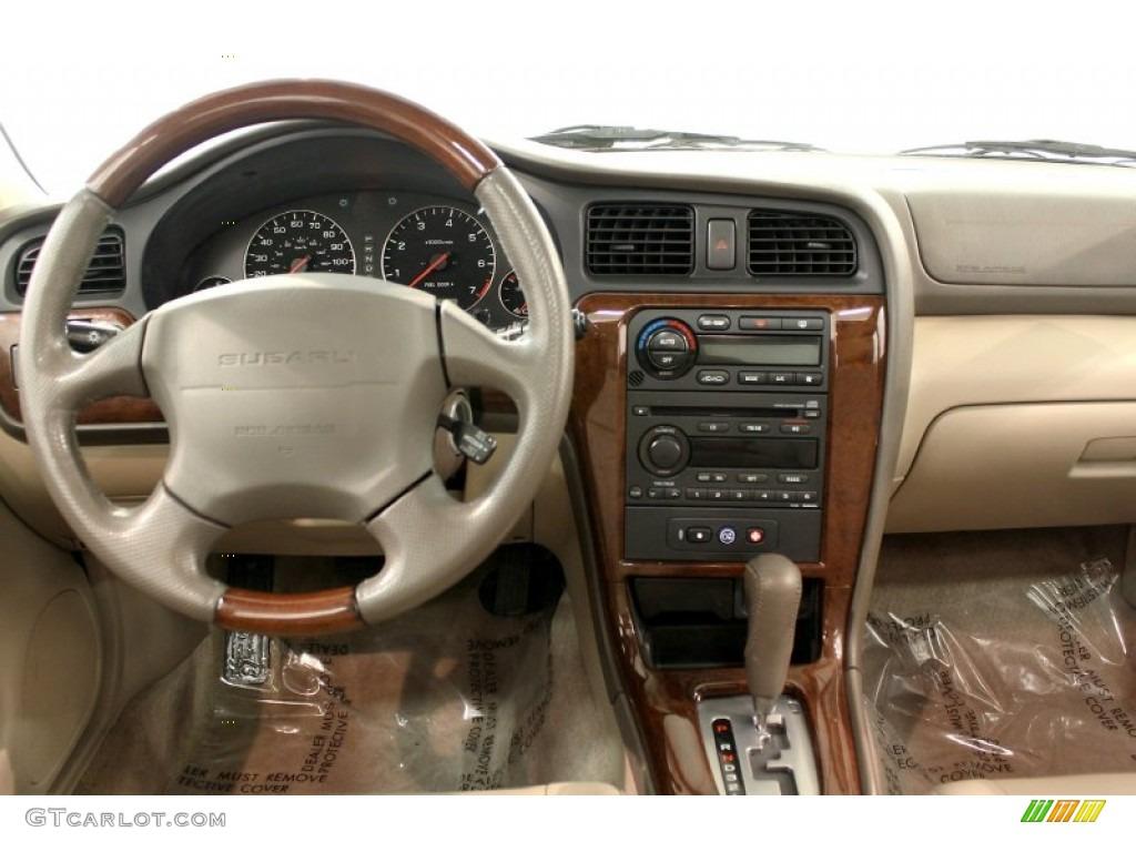 2004 Subaru Outback H6 3 0 Sedan Beige Dashboard Photo