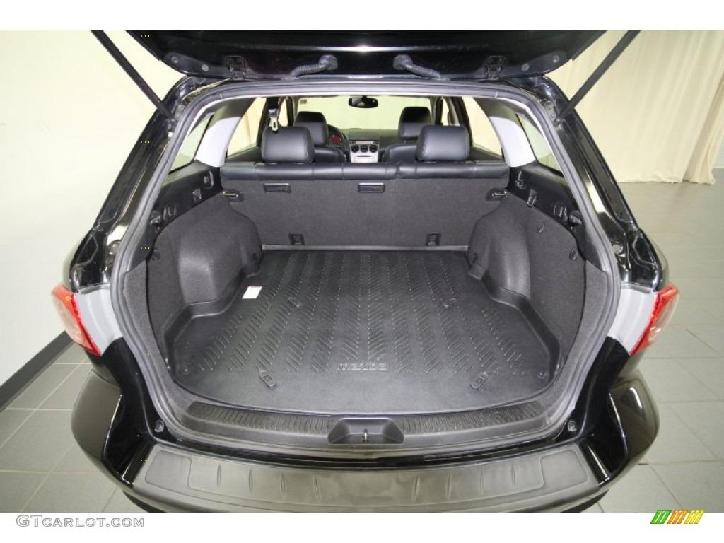 2005 Mazda Mazda6 S Grand Touring Wagon Trunk Photo