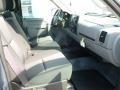 2012 Blue Granite Metallic Chevrolet Silverado 1500 Work Truck Regular Cab 4x4  photo #10